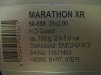 2 stk Schwalbe Marathon XR